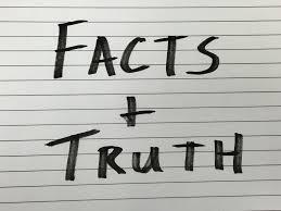 Fun facts - myth vs facts