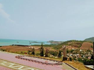 monument nol kilometer pulau sumatra
