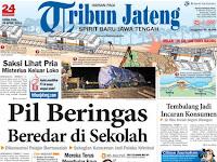 Harian Pagi Tribun Jateng, Spirit Baru Jawa Tengah