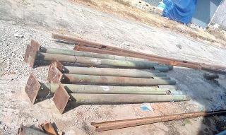Seleksi besi CNP untuk kanopi