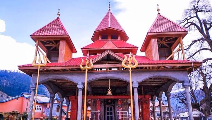Vasuki Nag temple