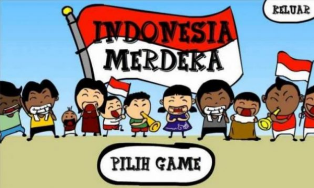 Game Android Bertema HUT RI