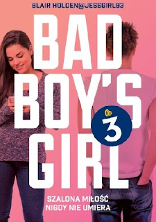 Bad Boy's Girl 3 - Blair Holden