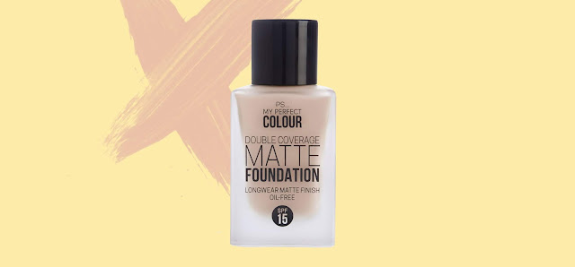 Double Coverage Matte Foundation