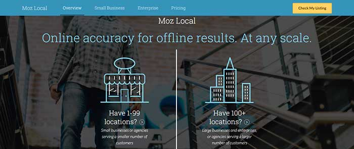 Moz Local: 10 Must Have Listings Management Local SEO Tools: eAskme