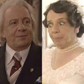Eponina (Rosi Campos) se casa com Pandolfo (Marco Nanini), mas continua virgem ( novela)...confira + em buscas populares