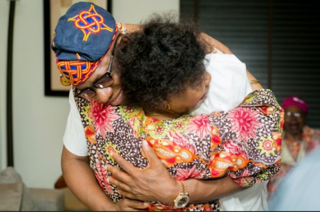 Ogun Gov-elect Dapo Abiodun Visits His Parents For Blessing