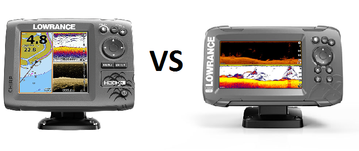 kart til lowrance Team Colibri: What is the difference between Lowrance Hook and Hook2? kart til lowrance