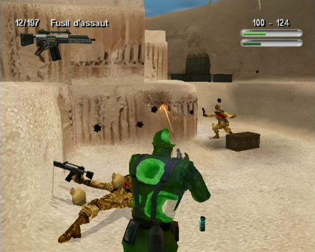 Army Man Games Online 104