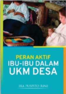 Peran Aktif Ibu-ibu dalam UKM Desa