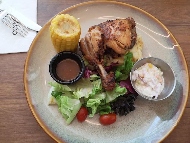 1/4 Roasted Benja Chicken