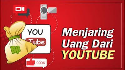 cara raup uang dari youtube