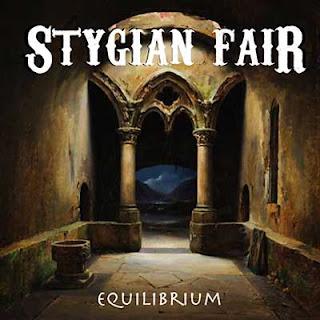 """Ο δίσκος των Stygian Fair """"Equilibrium"""""""