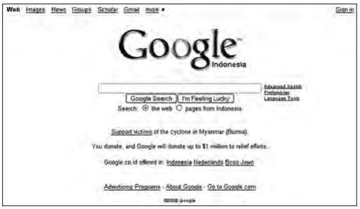 Metode Pencarian di Search Engine