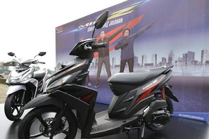 New Motor Matic Yamaha Mio Z