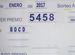loteria-panama-miercoles-25-1-2017-primer-premio-5458