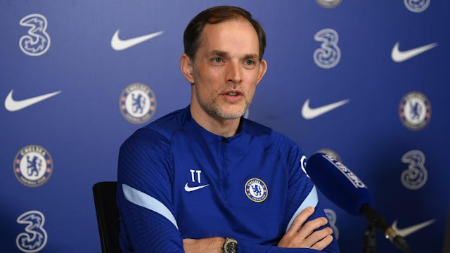 I have the feeling that I am involved in Chelsea's transfer - Thomas Tuchel