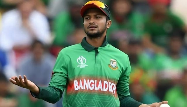 Shakib is taking leave due to family reasons