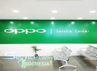 Service Center Oppo di Serang, Banten