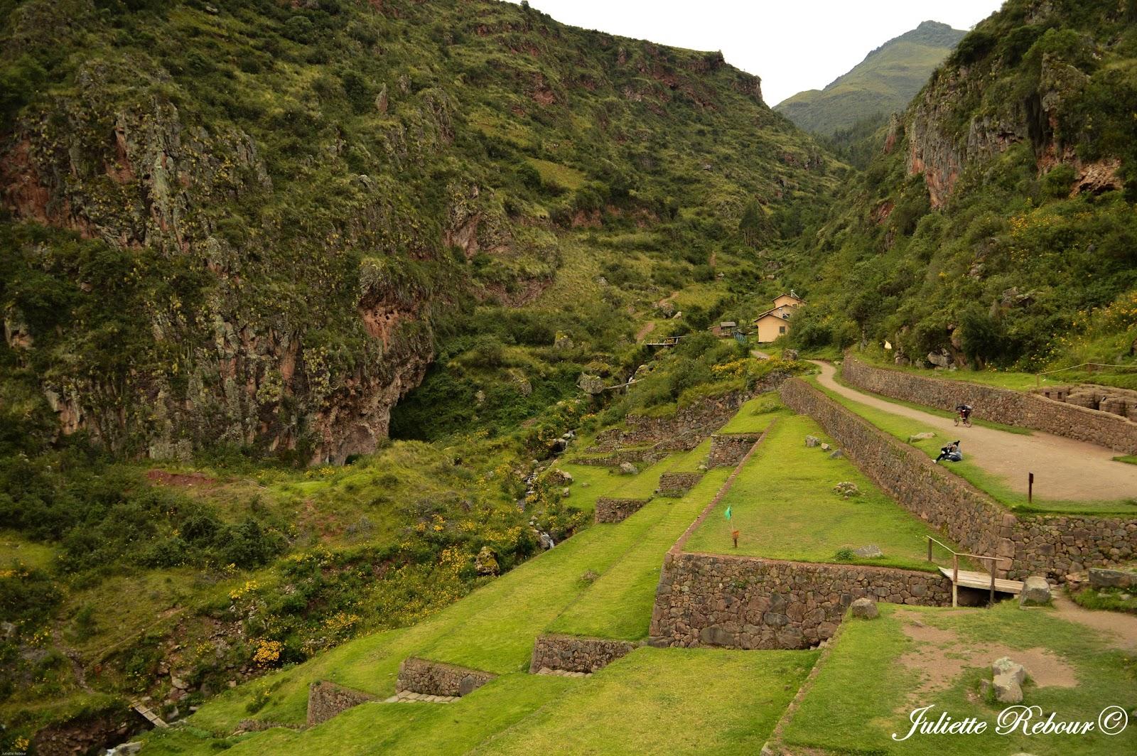 Ruines Incas au Pérou, Pisaq