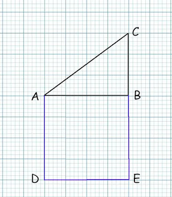 CBSE Class 10 Maths Lab Activity: To verify Pythagoras Theorem (#class10MathsActivity)(#PythagoraTheorem)(#class10Maths)(#eduvictors)