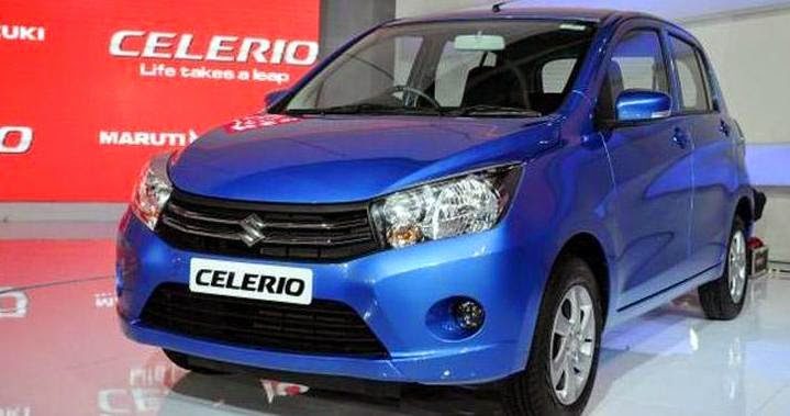 Image result for spesifikasi Suzuki Celerio M/T