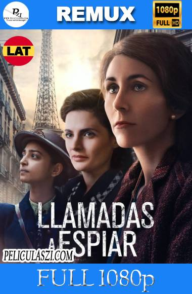 Llamadas A Espiar (2020) Full HD REMUX 1080p Dual-Latino VIP
