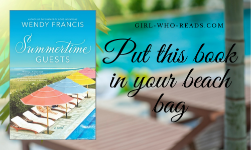 Put this book in your beach bag