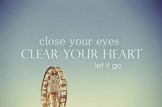 Style & Glaze: Close Your Eyes, Clear Your Heart, Let It Go