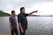 Olly Optimis Desember 2020 Danau Tondano Bebas Eceng Gondok