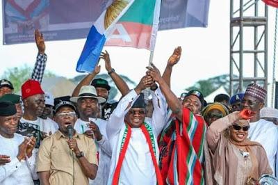 Yahaya Bello's Campaign Flag Off In Idah, Kogi