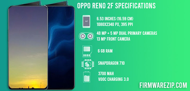 OPPO Reno 2F Specifications