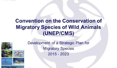 India to host 13th Conference of Parties of Convention on Conservation of Migratory Species