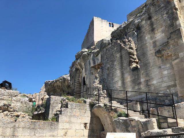Baux-de-Provence France