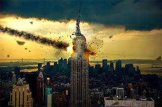 Resultado de imagen para new york destruida por un meteorito peliculas