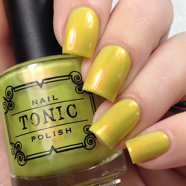 Tonic Polish-Slime and Snails