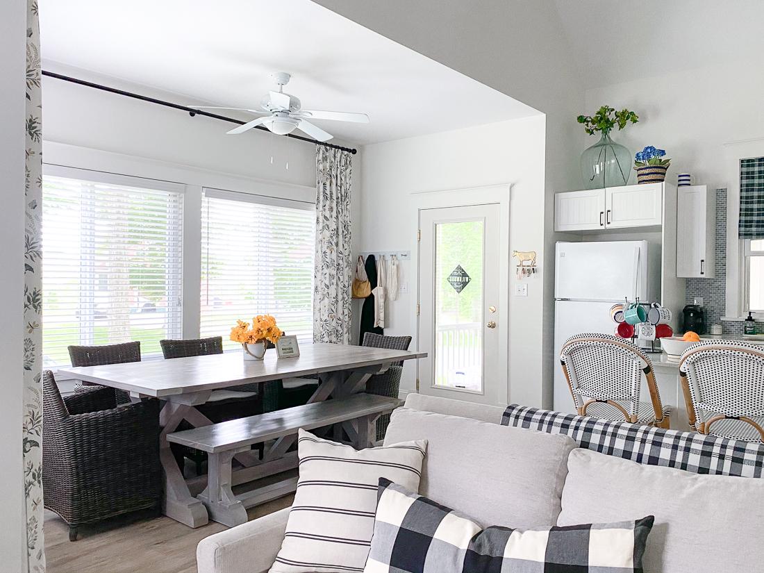 summer cottage decorating ideas, summer cottage decor, cottage decorating ideas kitchen