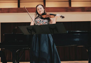 only- student- from- the- United- States- awarded first- prize- in- an- international- music- competition