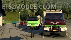 Traffic Pack Truck Indonesia ETS2 1.41 Convoy