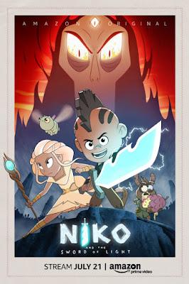 Niko and the Sword of Light Season 1