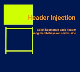 Eksplanasi Header Injection