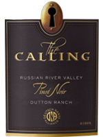 The Calling Pinot Noir Label