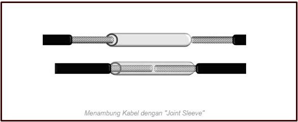 Sambungan Joint Sleeve