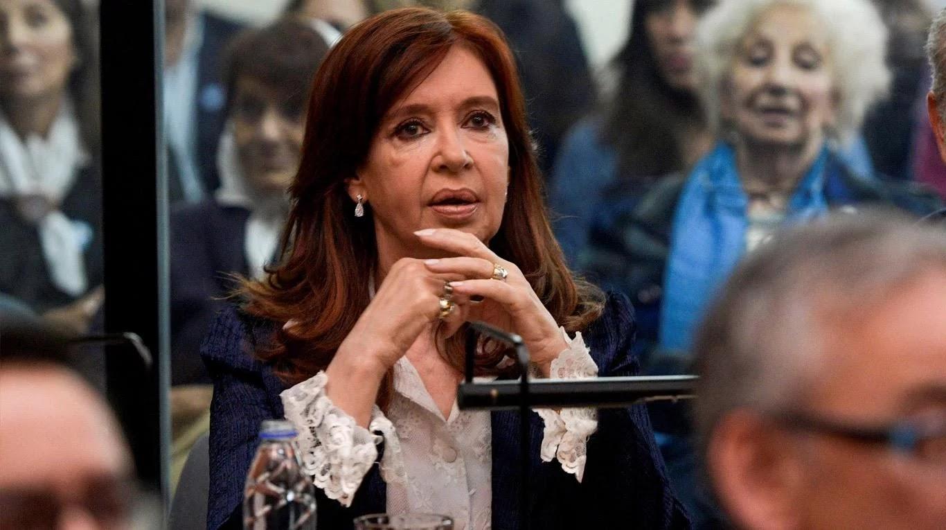 Juicio a Cristina Kirchner