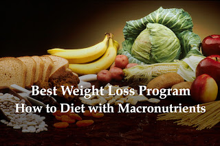 The Best Weight Loss Program with Macronutrient Diet