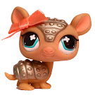 Littlest Pet Shop Collectible Pets Armadillo (#638) Pet