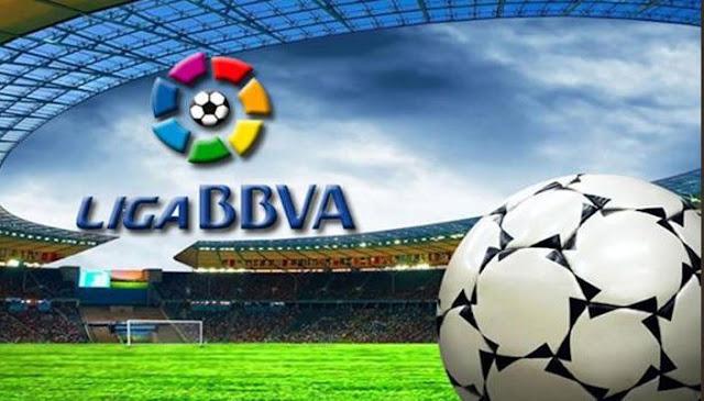 Daftar Pertandingan Liga Spanyol Pekan Ke 24