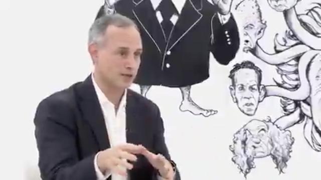 Legisladores federales piden la renuncia de López Gatell