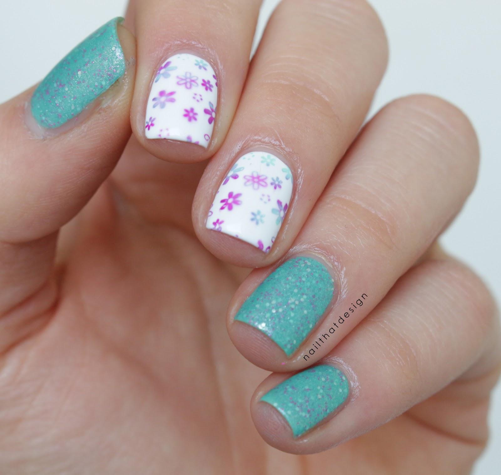 Q Riouser Q Riouser Nail Art: Guest Post From Nail That Design