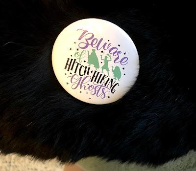 Haunted Mansion pin